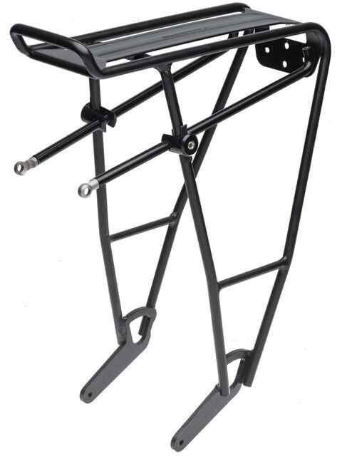 Blackburn Grid Spring Clip Top Deck Pakethållare svart